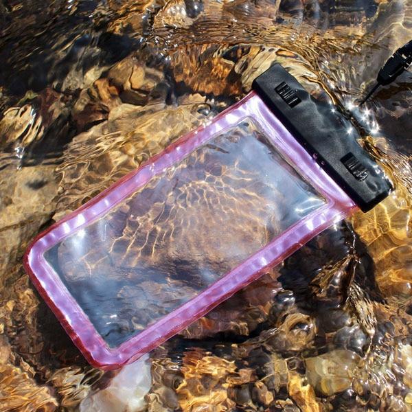 Tmalltide Uniwersalny Telefon Torby Etui z Paskiem Wodoodporne Przypadkach 5S Pokrowce na iPhone 6 6 S 7 Plus Skrzynki Pokrywa 34