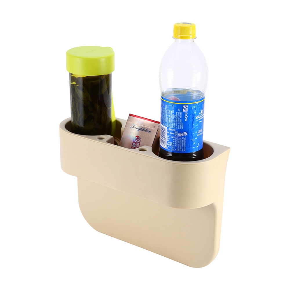 Caminhão Auto Carro Assento Bebida Copo Titular Organizador Caixa De Alimentos Garrafa De Bebida Pode Montar Estande Valet Veículo Multifuncional Ferramenta