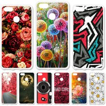 TAOYUNXI Weichen Fällen Für Huawei Nova Lite 2017 Y6 Pro 2017 P9 lite mini Genießen 7 SLA-L02 SLA-L22 SLA-L03 SLA-TL00 gemalt Abdeckungen
