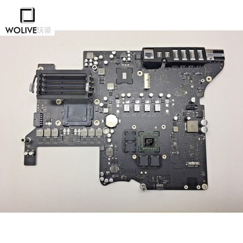 Original Working well Laptop Logic board connectors for iMac A1419 5K Late 2015 i7 820-00291-A motherboard