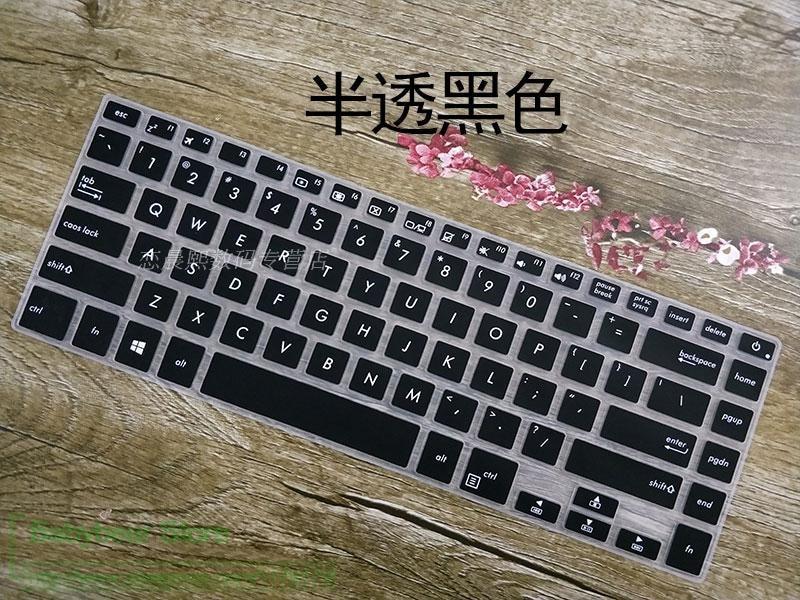 Silicone 15.6 Polegada portátil 2017 para asus zenbook pro ux550 ux550ve ux550vd ux 550 ve/vw/vd 15 Polegada teclado protetor de pele capa