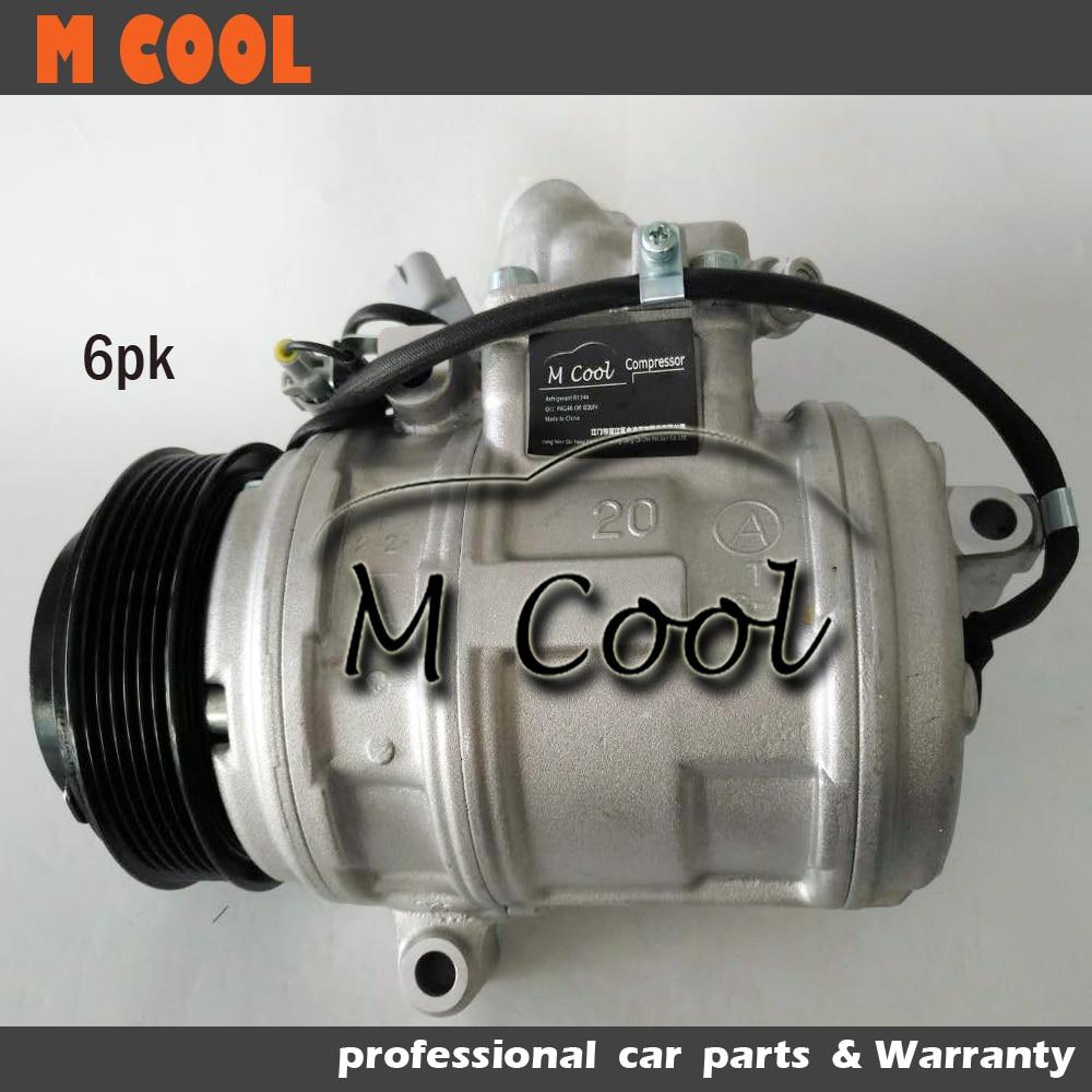 For Auto AC Compressor Toyota Land Cruiser 100 Prado UZJ100 Lexus LX470 LS400 Auto Aircon 8832060680 8832060681 883206068184