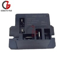 Relais de climatisation 220V 30A   Relais de climatisation V HF105F 4 broches pour climatiseur