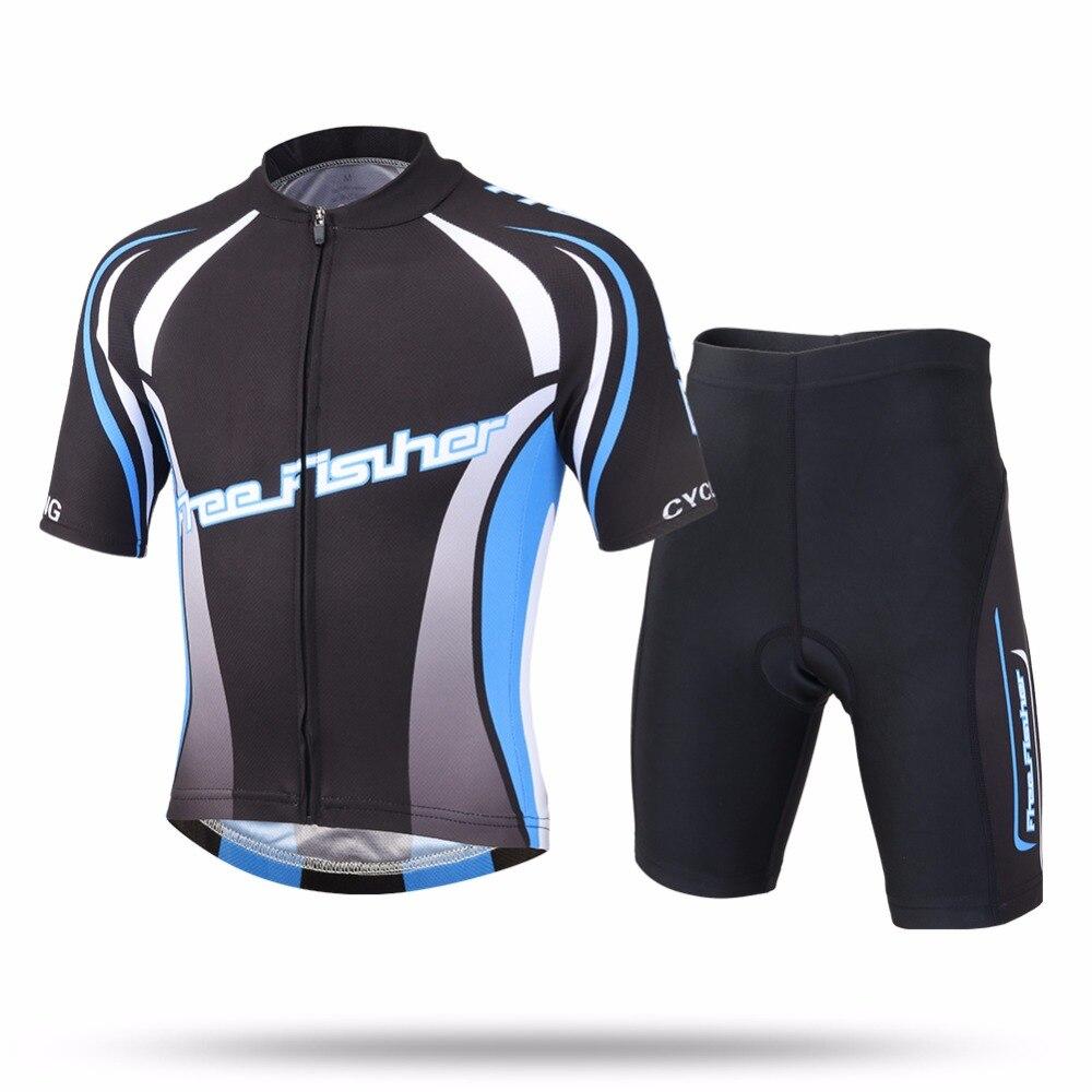 Kinder Radfahren Jersey Sets Bike Tragen Kinder Radfahren Kleidung Pro Team MTB Fahrrad Anzüge Atmungs Ropa Ciclismo