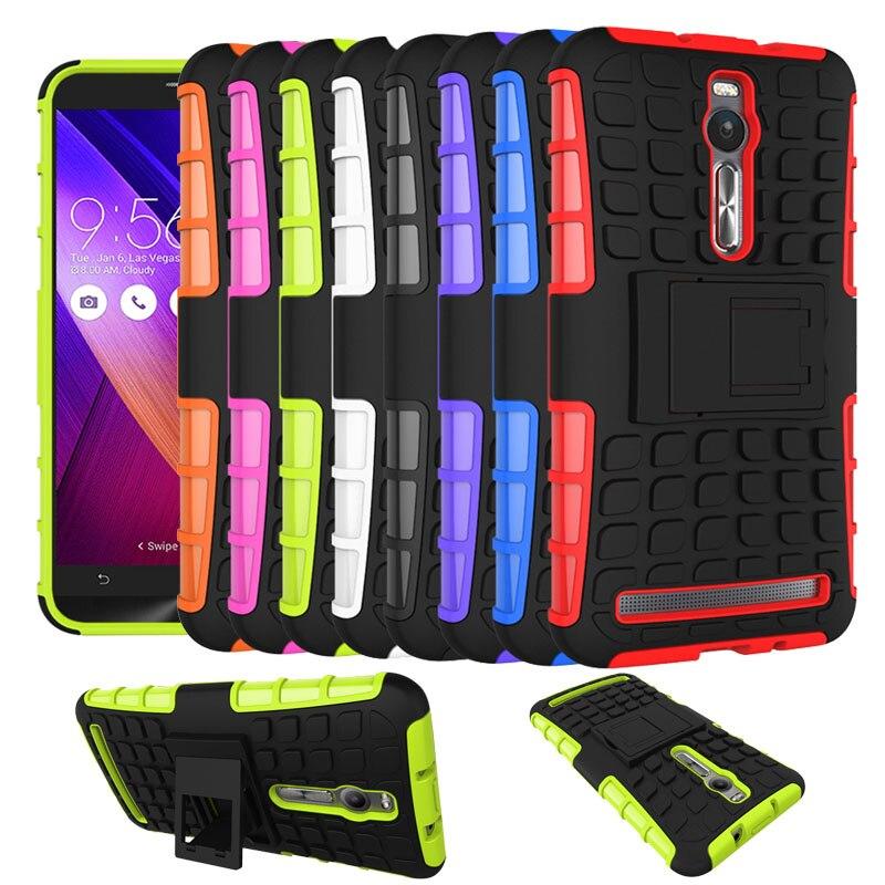 Капа для Asus ZenFone 2 ZE551ML Coque 5,5 дюймов Броня Fundas противоударный чехол Etui Для Zenfone 2 ZE550ML чехол для смартфона