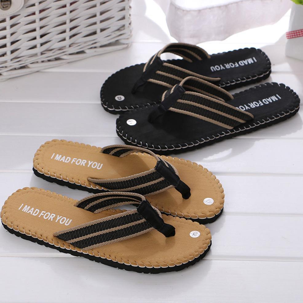 Men Best Selling Summer Shoes Leisurely Slipper Indoor Or Outdoor Flip Flops Summer Shoes Men Slippers Male Flip Flops #0622
