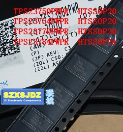 1 piezas TPS23750PWPR TPS23754PWPR TPS23770PWPR TPS23784PWPR TPS23750 TPS23754 TPS23770 TPS23784 TPS23750PW TPS23754PW TPS23770PW