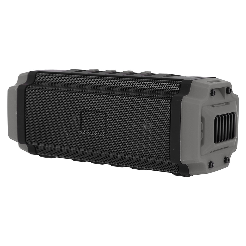 Haut-parleur Bluetooth caisson de basses stéréo double haut-parleur FM Mic haut-parleurs portables stéréo lecteur de musique stéréo son stéréo c0524