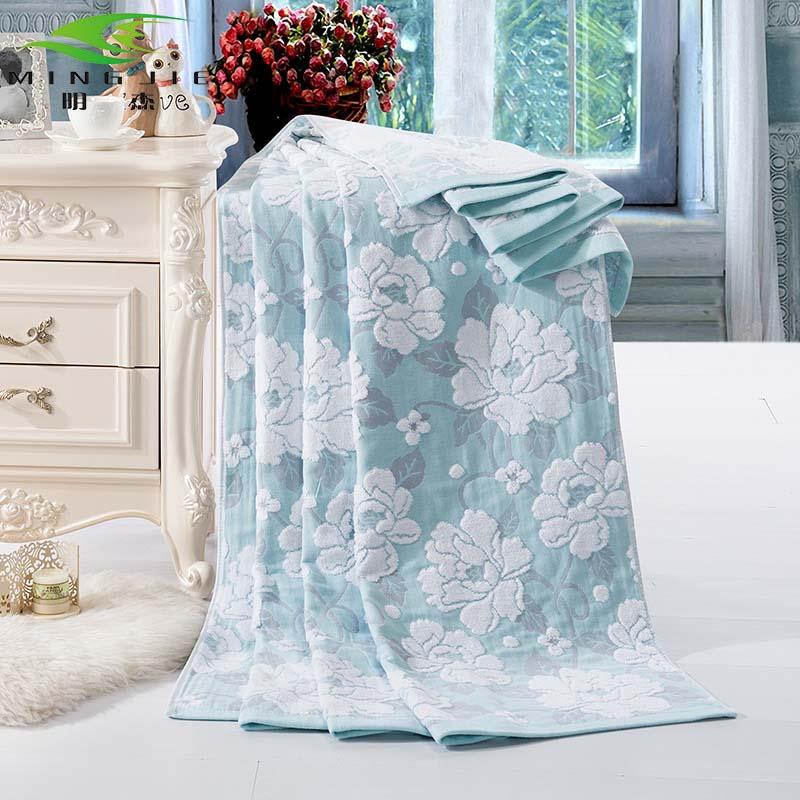 Ming jie/Новое модное хлопковое покрывало для кровати с пионами, 1 шт., пододеяльник, простынь, диван, для путешествий, оптовая продажа