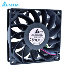 DELTA Original FFB0912SH 9 cm 9225 9025 12 V 1.04A thermistance contrôle de température grand volume dair ventilateur de refroidissement