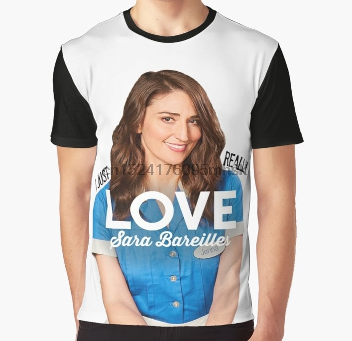 All Over Print  Men t shirt Funny tshirt I just really love Sara Bareilles Graphic Women T-Shirt
