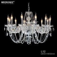 Luxury Crystal Chandelier Lighting Modern LED Glass Chandeliers For Restaurant Kitchen lustres de cristal Home Decor
