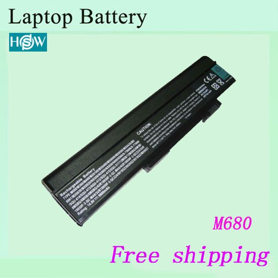 High quality 6000 6500 8500 Laptop battery For Gateway 916C3360F 916C4720F 3UR18650F-2-QC-MA6