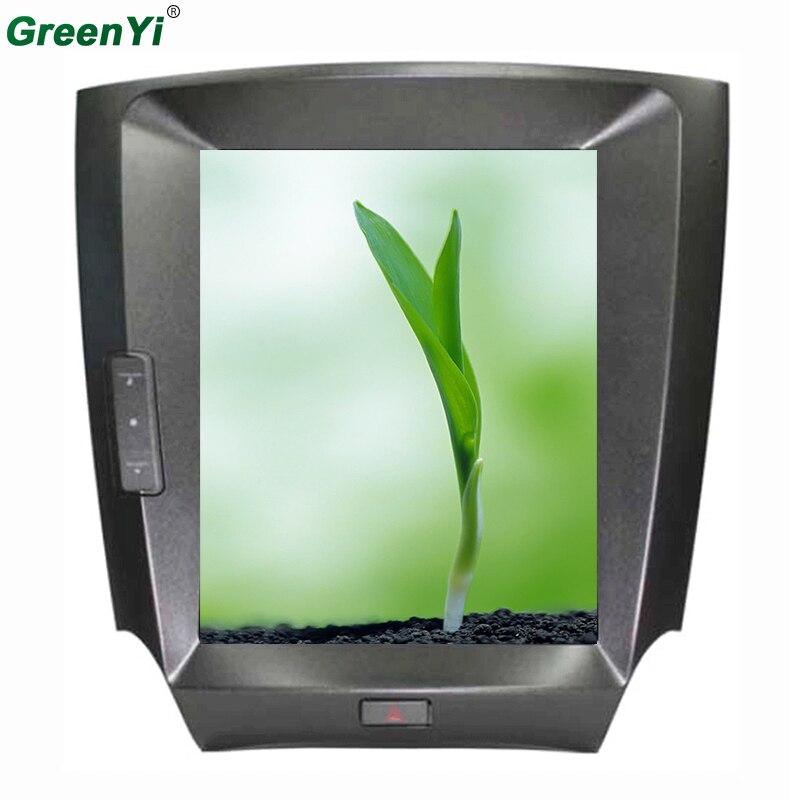 GreenYi Quad Core 10,4 pulgadas de pantalla Vertical Android 6,0 Radio GPS de coche para LEXUS IS250 IS300 IS350 2005, 2006, 2007, 2008, 2009, 2010