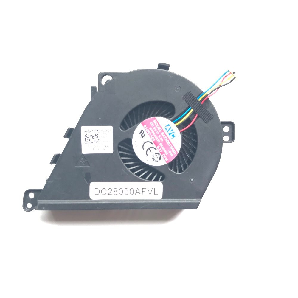 Брендовые вентиляторы для ноутбуков Dell Latitude E5430 охлаждающий вентилятор процессора 82JH0 KSB0505HA BG1U 082JH0 DC28000AFDL