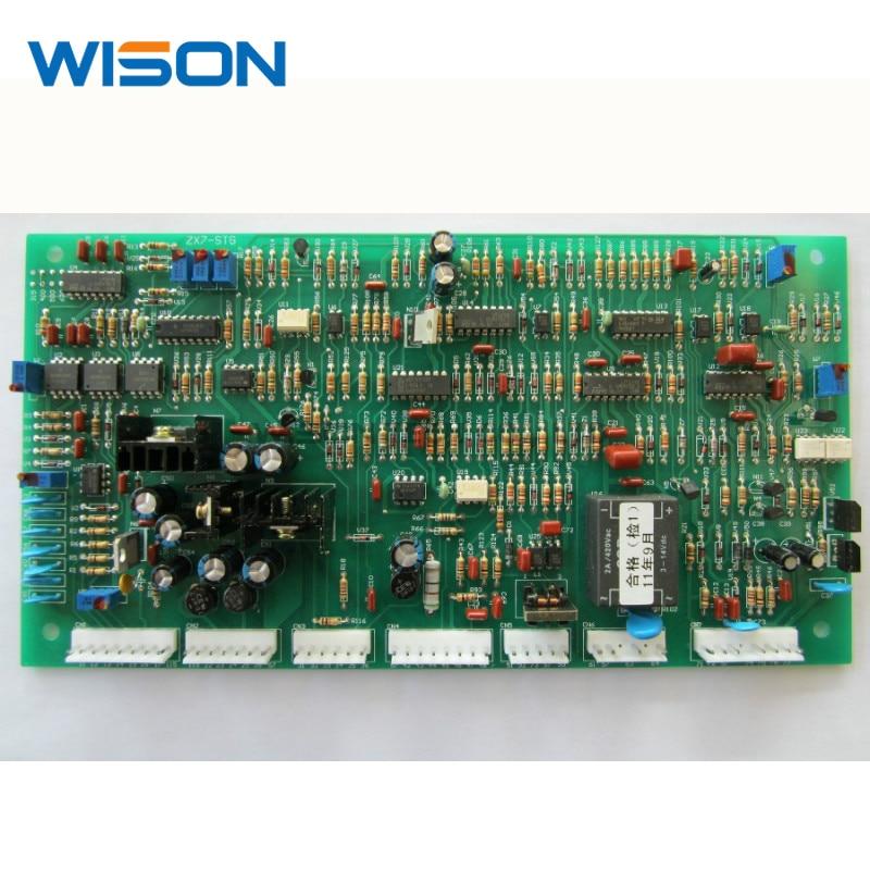 ZX7-400STG WS/TIG/ZX7-315/400/500STG FRETE GRÁTIS ORIGINAL PLACA DO MÓDULO