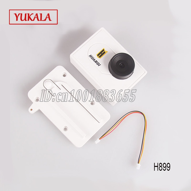 HuanQi remote control aircraft parts 720p real-time aerial camera component HD WIFI FPV camera H899