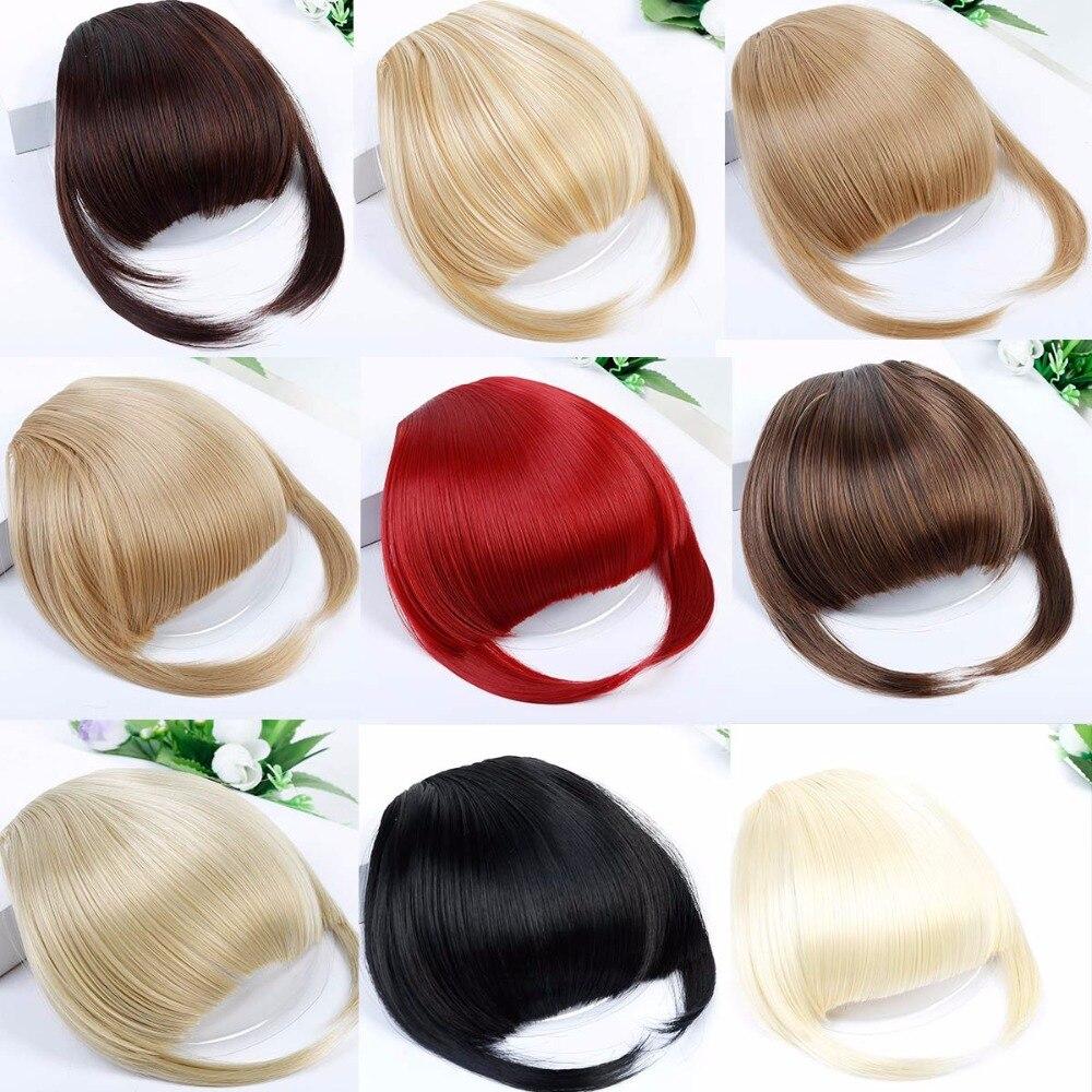 Синтетические волосы на клипсе DIFEI для женщин