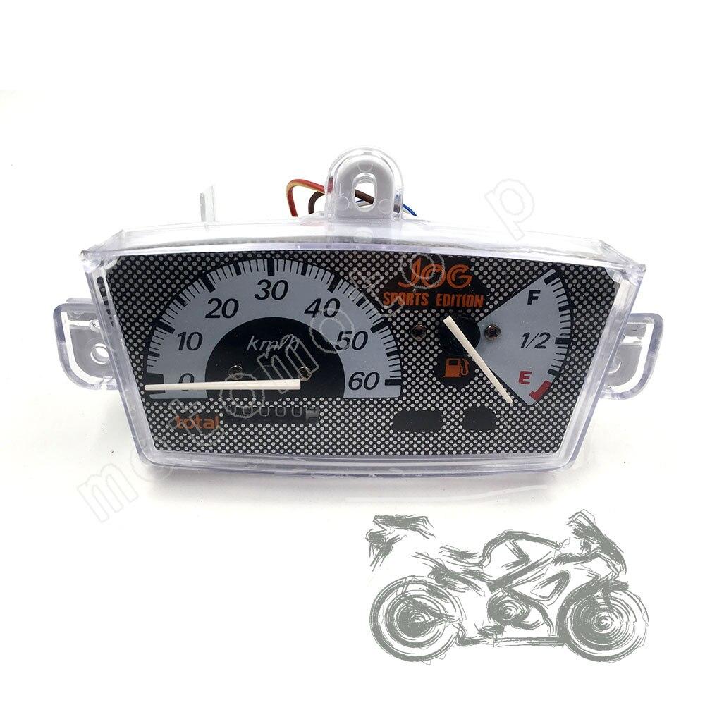 Мотоцикл метр мотоциклы 60 км 120 км Спидометр мотоцикл километры для YAMAHA JOG 50/