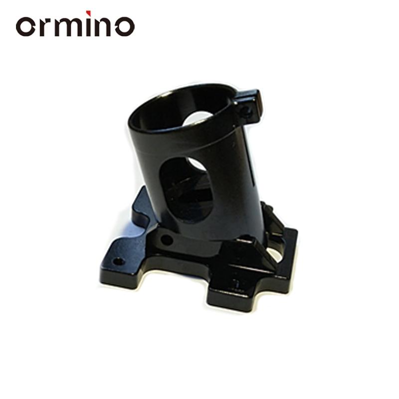 Ormino металлическая посадочная шестерня, Многоосевые БПЛА части из алюминиевого сплава, углеродная трубка, крепежные детали для крепления ног, 16 мм, 20 мм, 25 мм трубка