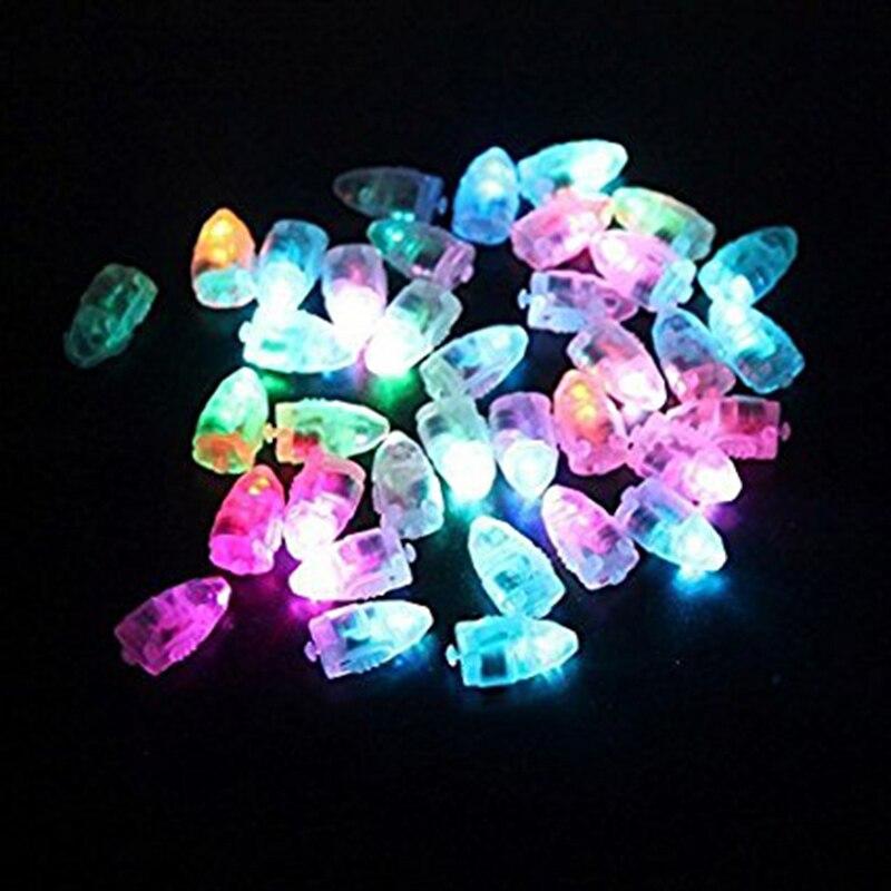 10 Uds Mini pequeñas lámparas LED Flash globo luz sin líneas luminosas linterna para globos de látex linternas de papel Navidad boda PIR