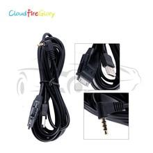 CloudFireGlory câble dadaptateur pour la connexion directe   Pour iPhone Kenwood iPod câble dinterface