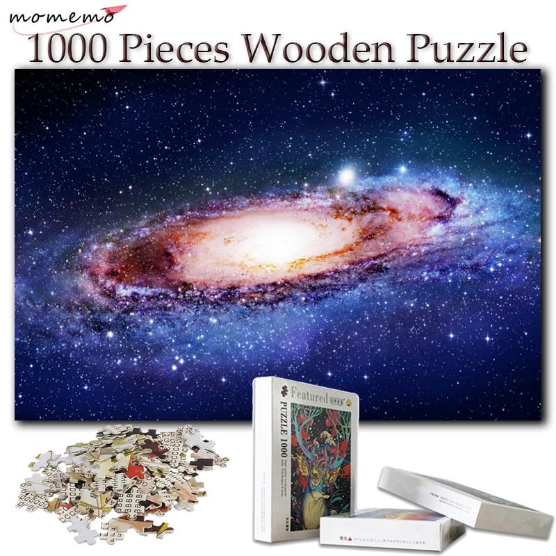 Пазл MOMEMO из 1000 деталей, деревянные головоломки, игры, игрушки, пазлы 1000 для взрослых, пазлы для детей, обучающие игрушки пазлы 1000 деталей сладости в венеции