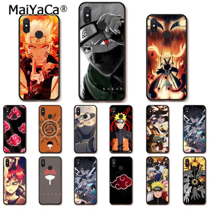 MaiYaCa Hokage Naruto Kakashi японский чехол для телефона аниме для Xiaomi Redmi8 4X 6A S2 7A 5A Redmi 5 5Plus Note5 7 Note8pro