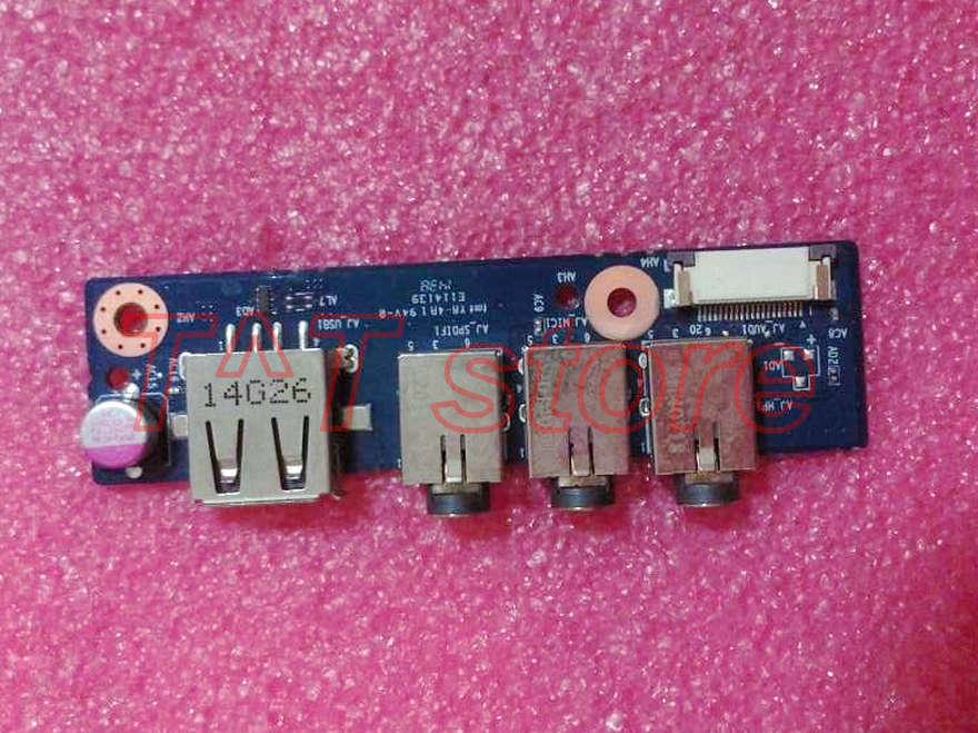 Original para W350SS W370SS W350ST W370ST USB tarjeta de audio de buena envío gratis