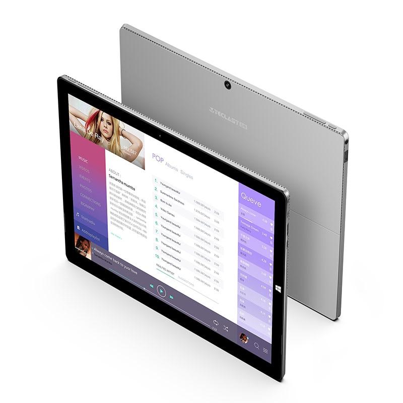 Teclast X6 PRO 12,6 pulgadas Tablet PC 1920*2880 IPS 8GB RAM 256GB ROM Core Windows 10 Home