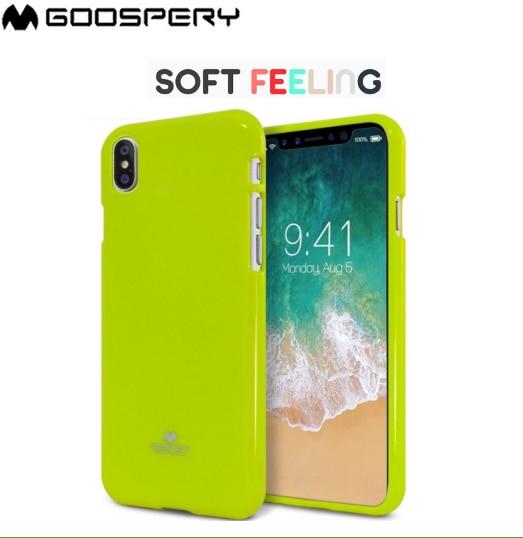 Mercury Goospery Красочный желе гибкий ТПУ мягкий чехол для iPhone X XS Max XR iPhone 11 Pro Max 6 S 7 7Plus 6 S 6Plus 8 8Plus