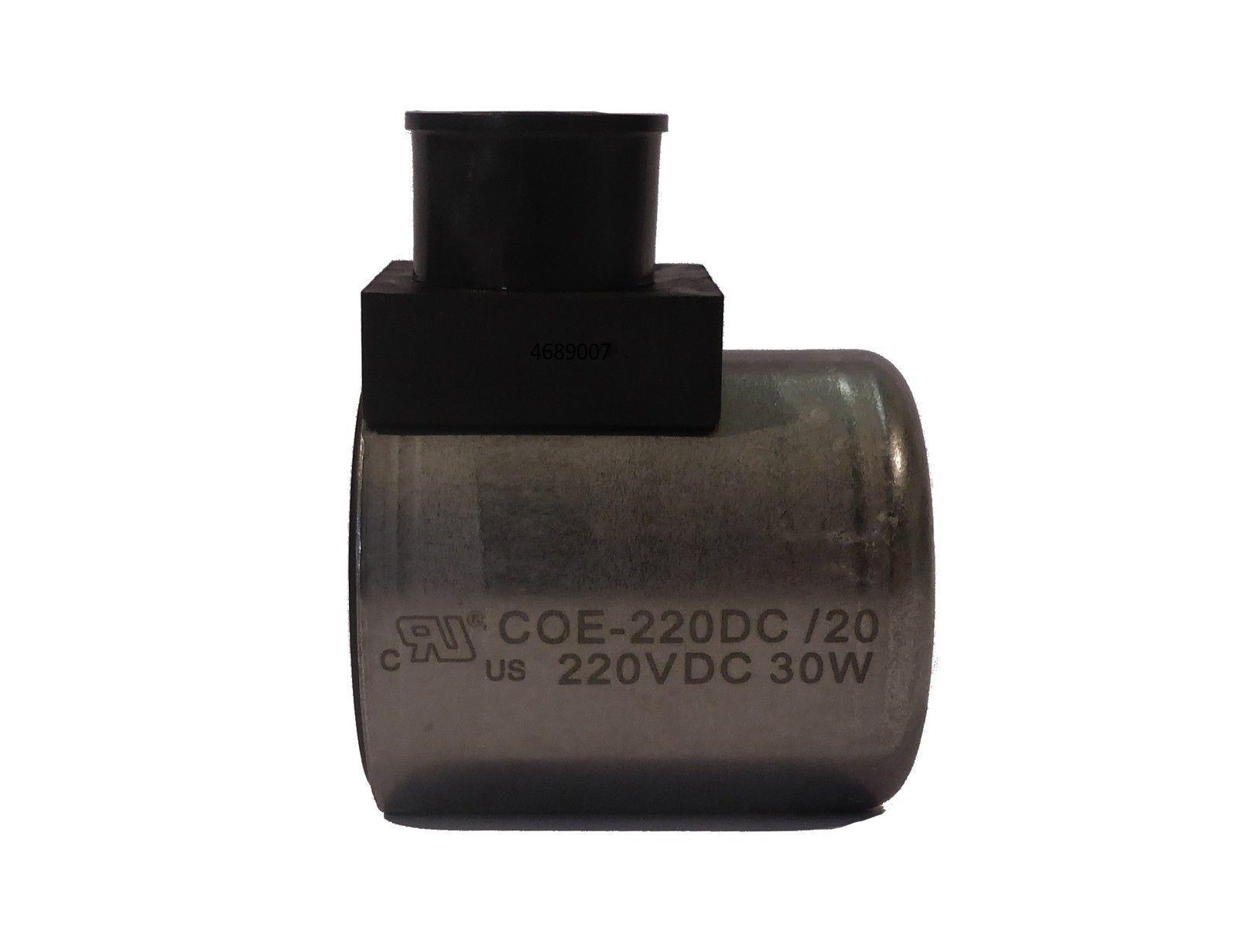 Atos SP-COE-220DC imán Spule Hydraulik Ventil bobina de válvula de solenoide