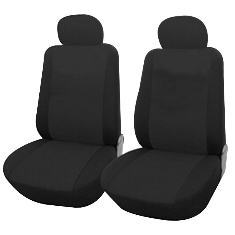 Breathable car front seat covers For Benz A B C D E S series Vito Viano Sprinter Maybach CLA CLK auto accessories styling 3D Pri