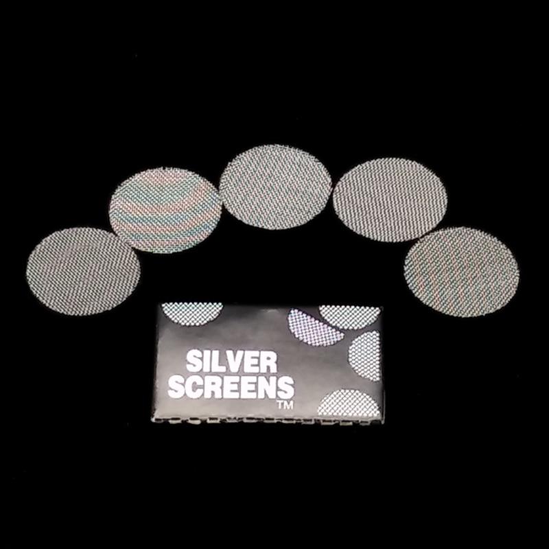 Серебряная трубка для металла, 100 шт., стеклянная, акриловая, водяная трубка для курения табака, фильтры для кальяна, кальяна
