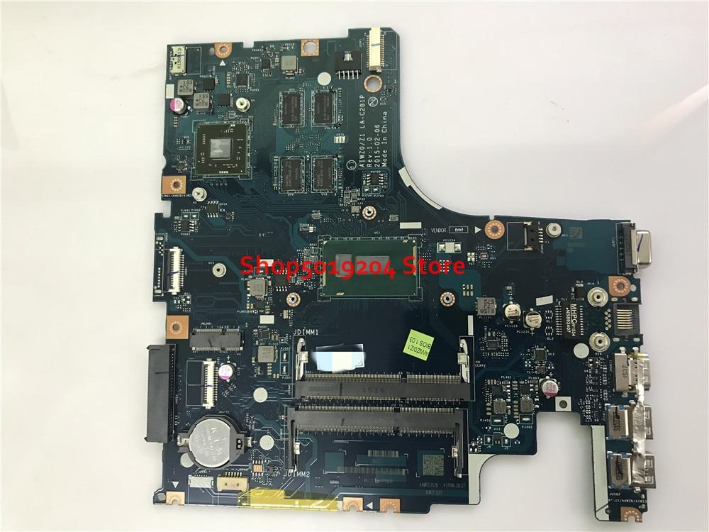لينوفو Z51-70 اللوحة المحمول SR23Y I5-5200U AIWZ0/Z1 LA-C281P اللوحة الرئيسية