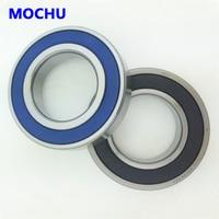 1 pair MOCHU 7206 7206AC-2RZ-P4-DBA 30x62x16 25 Degree Contact Angle Sealed Angular Contact Bearings Speed Spindle Bearings