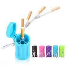 Porte-clés cendrier de voiture   Mini cendrier, Portable Durable, cendrier de poche, porte-clés couleur bonbon, accessoires de fumée dextérieur, cendrier de plage, italie