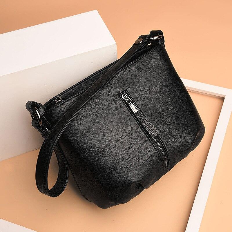 2020 new women's bag fashion multi-function Messenger bag shoulder bag turn lock handbag free shipping