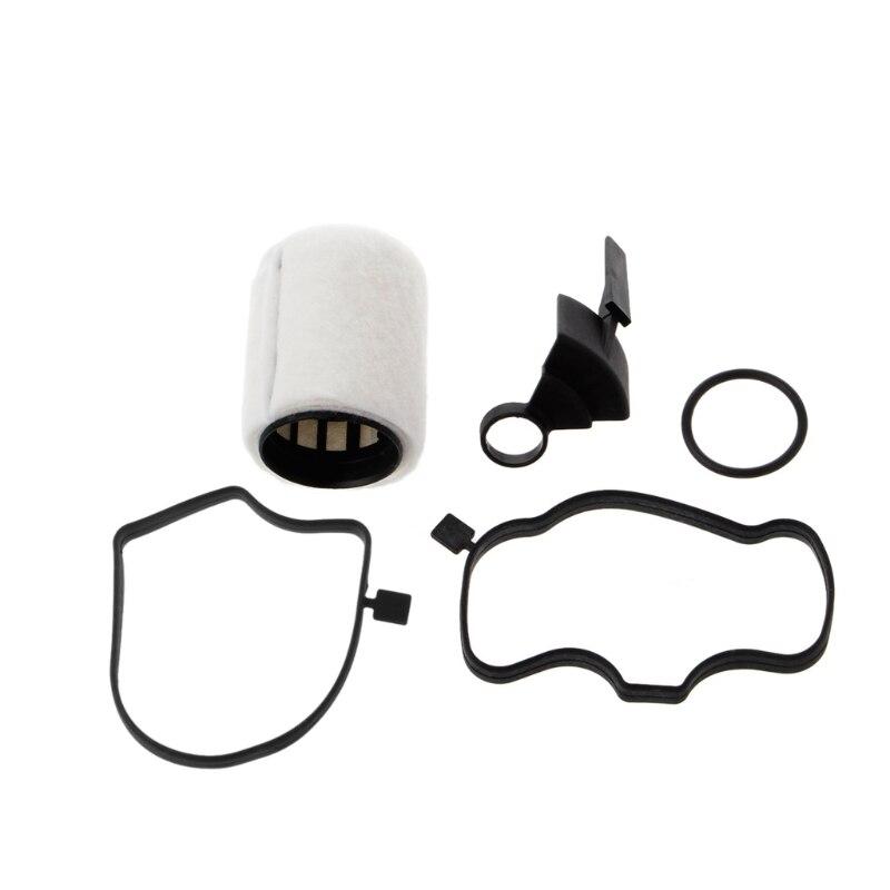 Premium 1 Set Crank Case Oil Breather Separator Filter For BMW E46 E39 X5 E35 330D 11127793163