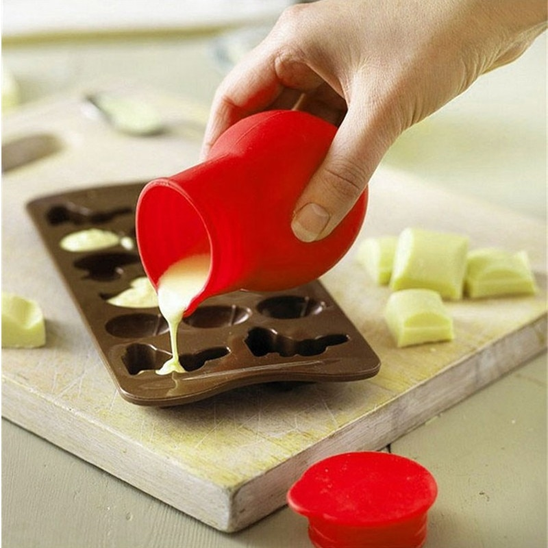 Máquina de fundir Chocolate, mantequilla, salsa, repostería con leche, herramientas para hornear, triangulación de envíos