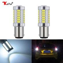 2 pièces S25 1157 BAY15D Led Clignotant Lumière Inverse 5630 LED haute puissance Led Voiture Auto Led Ampoule P21/5W 1157 Led pour Voitures