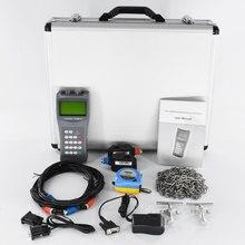 Handheld Ultrasone Flowmeter TDS-100H DN15mm-DN6000mm S2 M2 L2 Transducer Water Flow Meter
