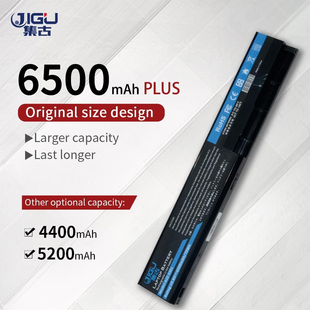 JIGU Аккумулятор для ноутбука ASUS F501A X301U F301A S401U X401A F301U S501A S301A X401U F401A S501U S301U X501A F401U X301A S401A