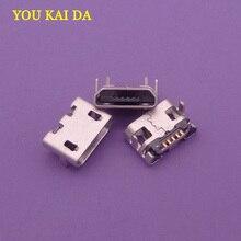 10 teile/los micro mini USB Lade Port Jack buchse Stecker ersatz stecker Für Lenovo Tab 2 A10-30 TB2 X30F A7-50 a3500-F