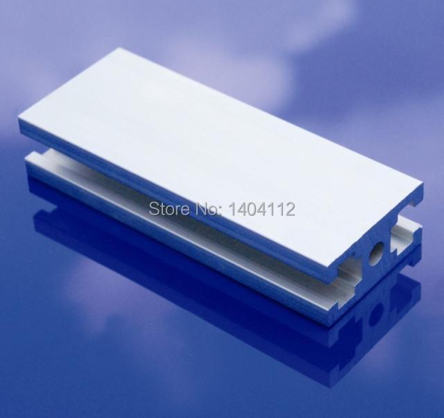 Perfil de aluminio perfil de extrusión de aluminio 1530 15*30 utilizado generalmente en el montaje del marco del dispositivo, la Mesa y el soporte de exhibición
