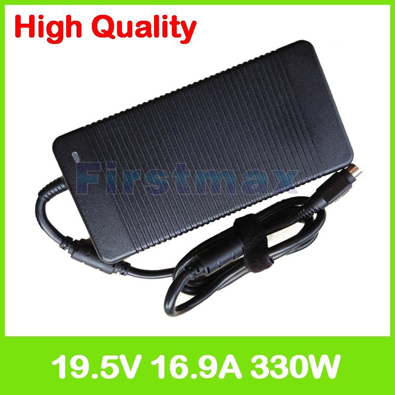 19.5V 16.9A laptop şarj ac güç adaptörü için MSI GT80 2QC 2QE Titan SLI MS-1812 ADP-330AB D PA-1331-90 A15-330P1A