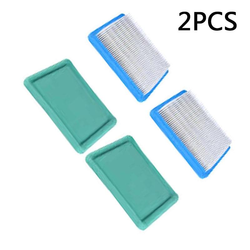 Kit de filtro de ar pré-filtro para briggs & stratton 491588 491588 s 5043 5043b, 2 peças