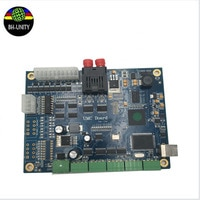 Best quality! konica 512 printhead umc main board mother board v1.4e for myjet yaselan allwin inkjet solvent printer sapre parts