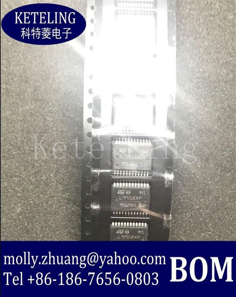 Darmowa wysyłka 5 sztuk/partii L9958XP IC L9958