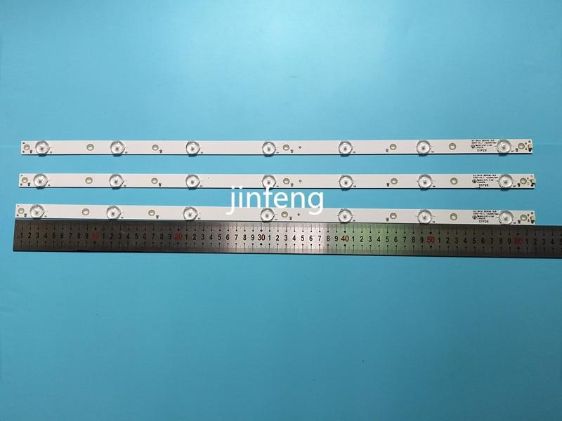 3 stücke Led-hintergrundbeleuchtung streifen 7 lampe Für PHILIPS Sony 32 TV 32pft5501/60 KDL-32R330D LB32080 E465853 HV320FHB-N00 TPT315B5-WHBN0.K